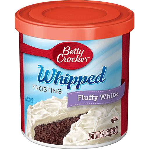 Betty Crocker® Gluten Free Frosting Whipped Fluffy White ...
