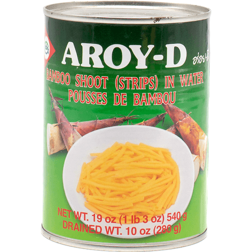 Aroy-D Bamboo Shoot Strips In Water