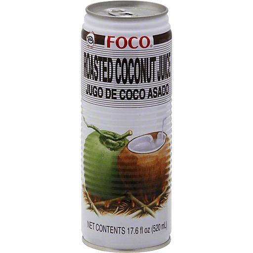 Foco Roasted Coconut Juice