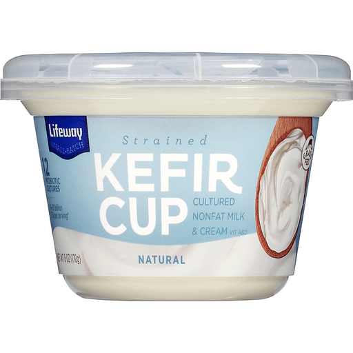 Lifeway Strained Kefir Cup Natural