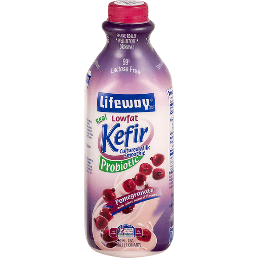 Lifeway® Pomegranate Kefir 32 fl. oz. Bottle