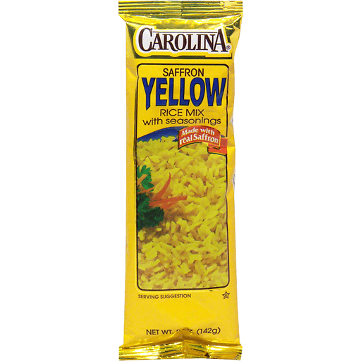 Carolina Yellow Rice Mix Rice Dishes Mix Penn Jersey Paper