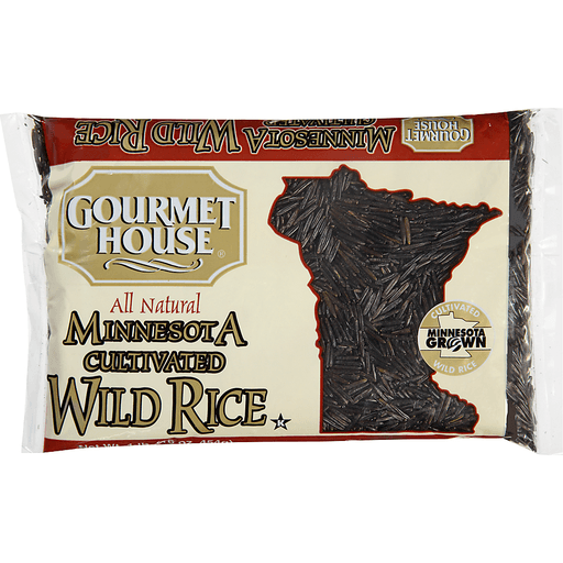 Gourmet House Wild Rice, Minnesota Cultivated