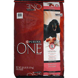 Purina ONE Sensitive Systems Dog Food, Adult