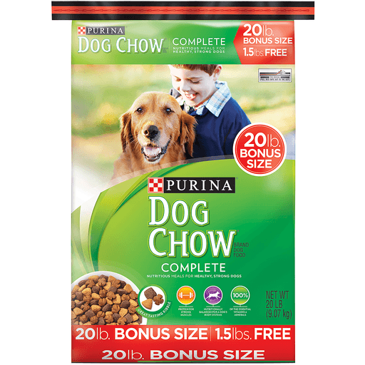 Purina Dog Chow Dog Food Complete Adult Chicken