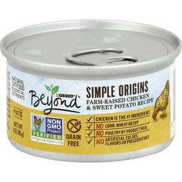 Purina Beyond Cat Food >> Purina Beyond Cat Food Farm Raised Chicken Sweet Potato