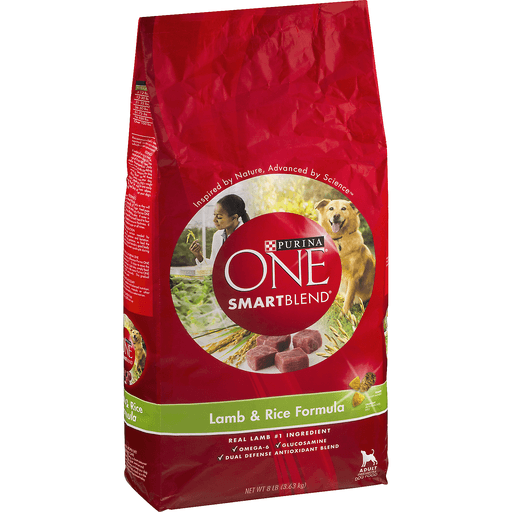Purina One Smartblend Dog Food Lamb & Rice Formula