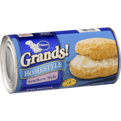 Pillsbury Grands! Biscuits, Homestyle, Southern Style