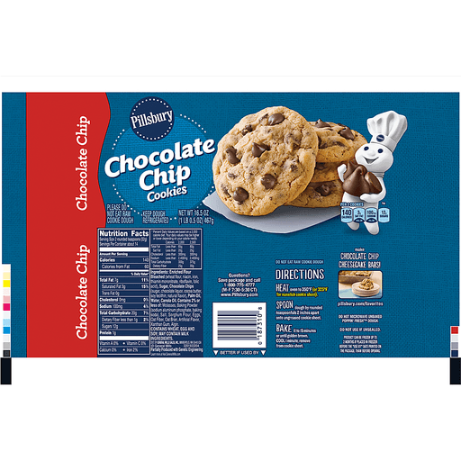 Pillsbury Cookies, Chocolate Chip