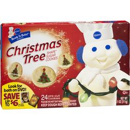 Pillsbury Christmas Cookies House Cookies