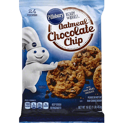 Oatmeal Chocolate Chip