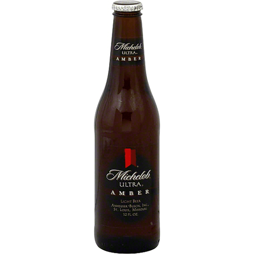 Michelob Ultra Amber Beer Superior Light Shop Goodwin Sons