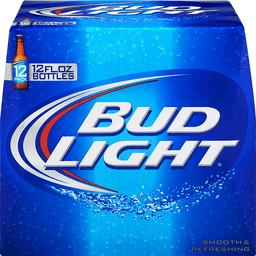 Marvelous Bud Light Beer 12 Pack
