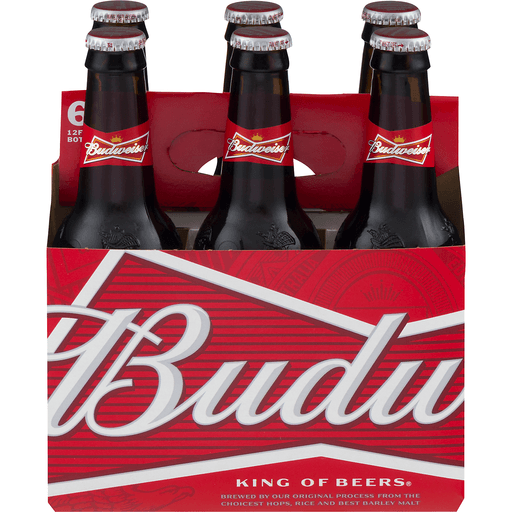 Budweiser Beer, Lager