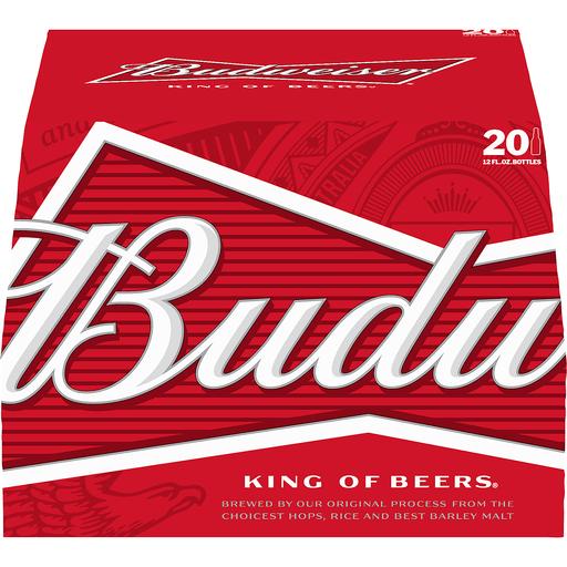 Budweiser - 20 PK