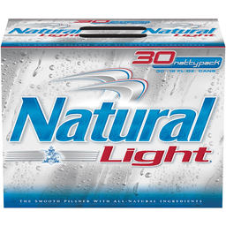 High Quality Natural Light   30 PK Idea