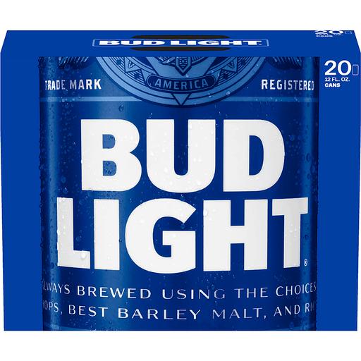 Bud Light - 20 PK