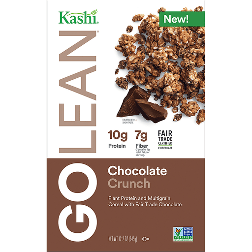 Kashi Go Lean Cereal, Chocolate Crunch