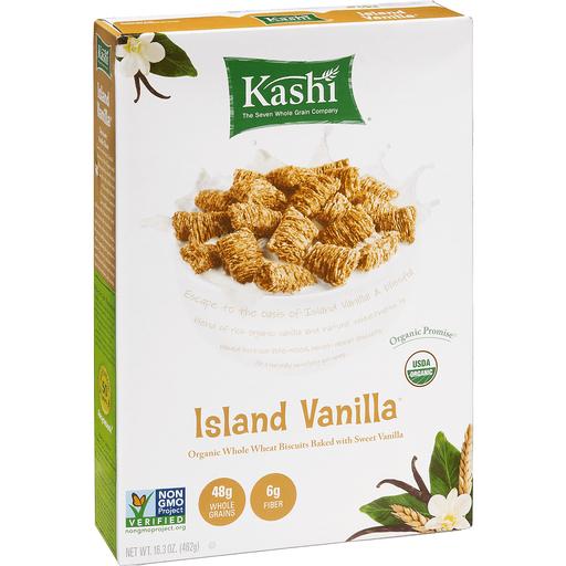 Kashi Organic Cereal Island Vanilla