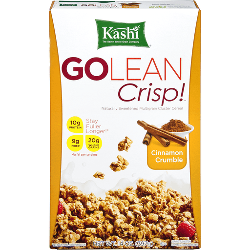 Kashi Go Lean Cereal, Cinnamon Crisp