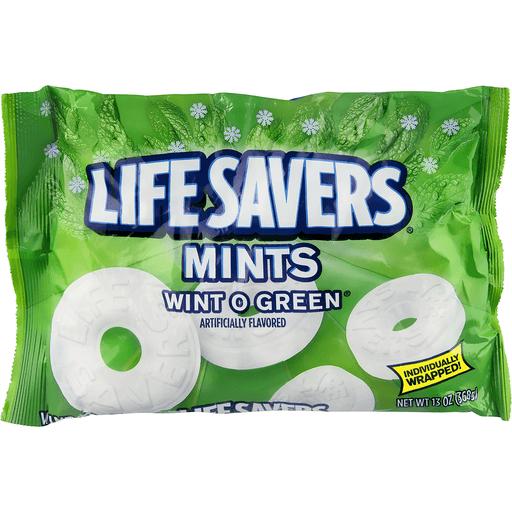 LifeSavers Mints, Wint O Green