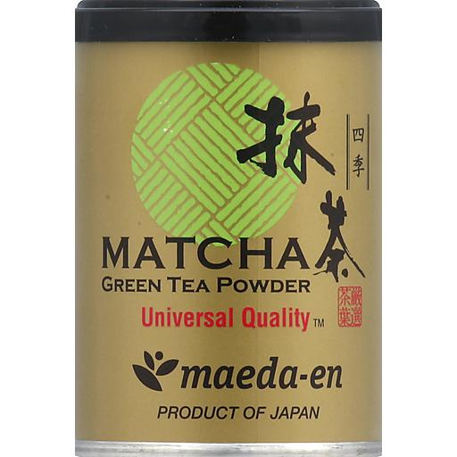 Maeda-En Matcha Green Tea Powder