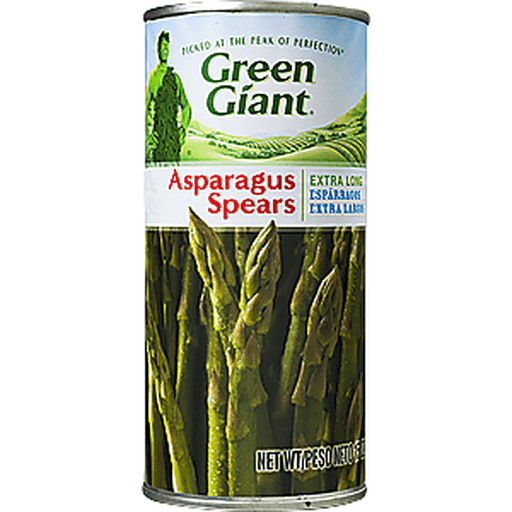 Green Giant Asparagus Spears, Extra Long