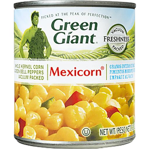 Green Giant Steam Crisp Mexicorn
