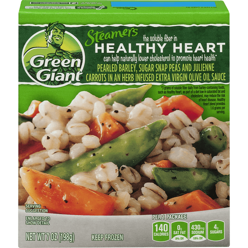 Green Giant Steamers Healthy Heart Lightly Sauced