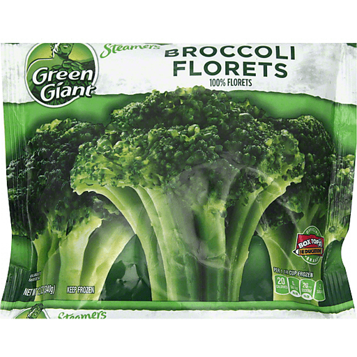 Green Giant Steamers Broccoli Florets