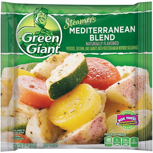 Green Giant Steamers Mediterranean Blend Seasoned