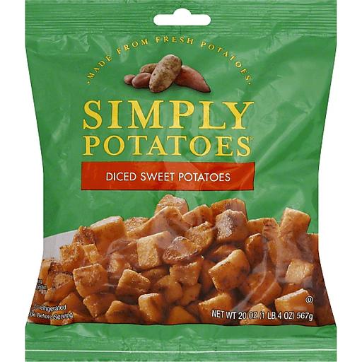 Simply Potatoes Sweet Potatoes, Diced