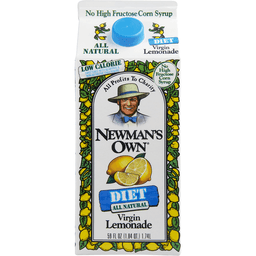 Newman's Own Diet Virgin Lemonade