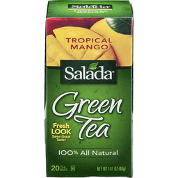 100d7a0f27c Salada Green Tea Bags Tropical Mango - 20 CT