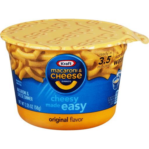 Kraft Macaroni & Cheese Original
