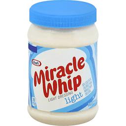 Kraft Miracle Whip Light Dressing