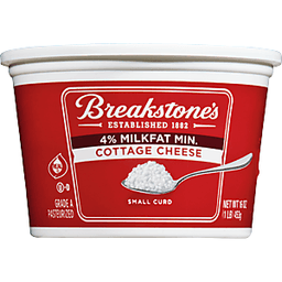Breakstone Cottage Cheese Smooth Creamy 4