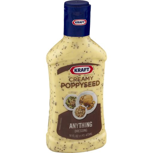 Kraft Creamy Poppyseed