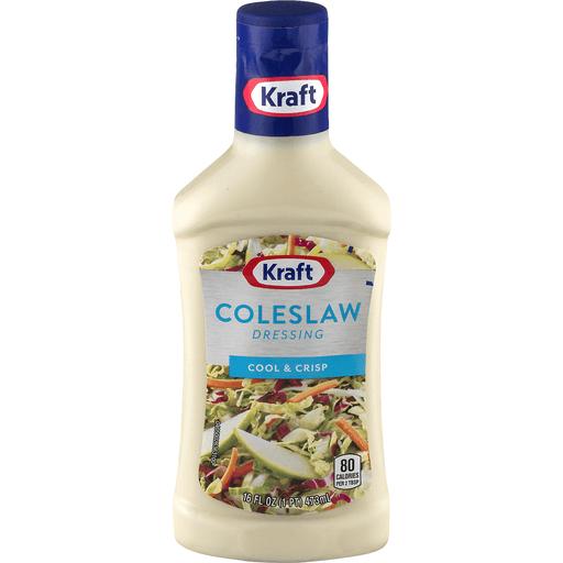 Kraft Dressing Coleslaw