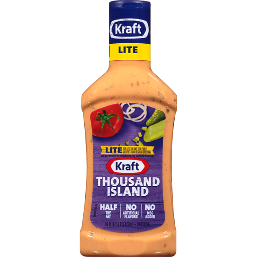 Kraft Dressing Lite Thousand Island