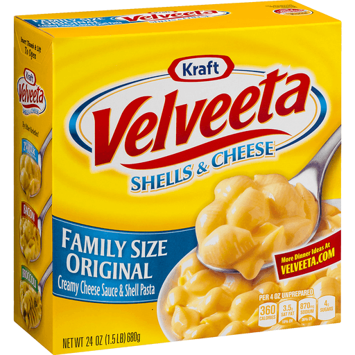 Velveeta Pasta Shells & Cheese Original