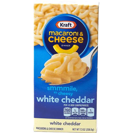 Kraft Macaroni & Cheese Dinner White