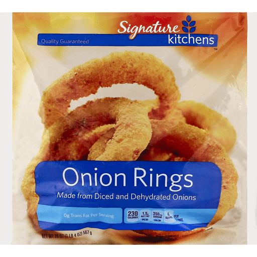 Signature Kitchens Onion Rings Shop Foodtown