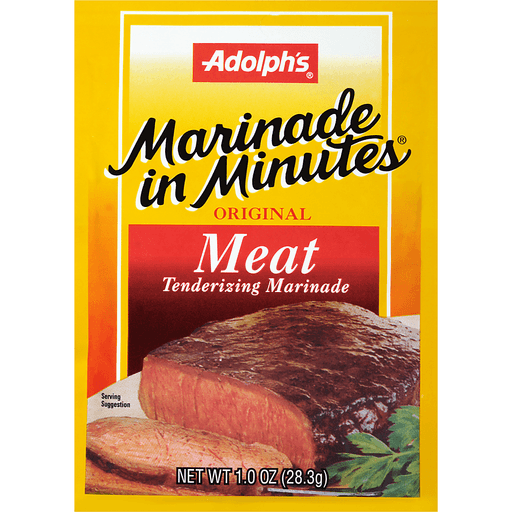 Adolph's Marinade in Minutes Original Meat Tenderizing Marinade