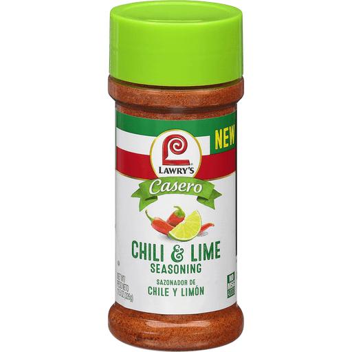 Lawry S Casero Seasoning Chili Lime Buehler S