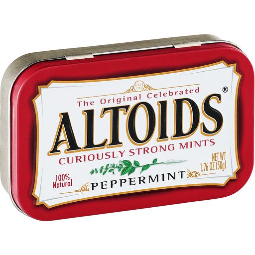 Altoids Mints, Peppermint
