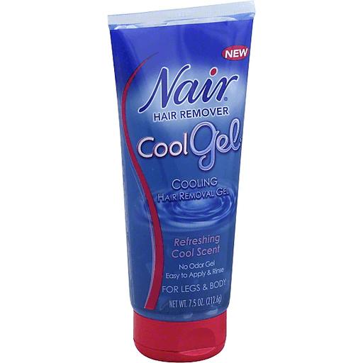 Nair Coolgel Hair Removal Gel Shaving Grooming Price Cutter