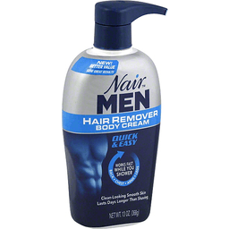 Nair Men Hair Remover Body Cream Fishers Foods