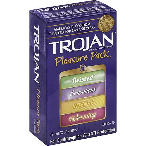 Stimulating Ribbed And Warming Condoms