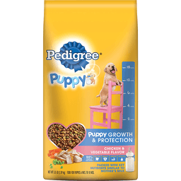 Pedigree Puppy Growth & Protection Chicken & Vegetable